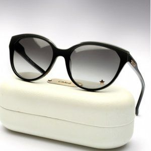 Chloe sunglasses in black/ grey gradient